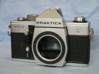 * 42MM *  Praktica    MTL3    M42 SLR Camera £5.99